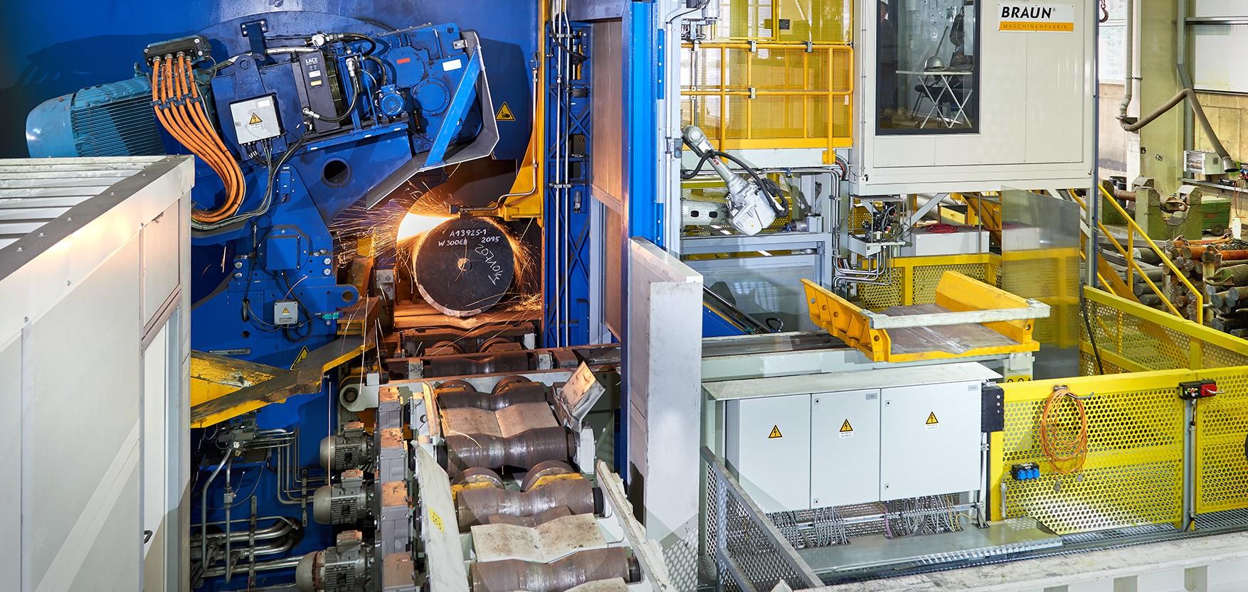 Braun Technologies High Performance Abrasive Cut Off Machines