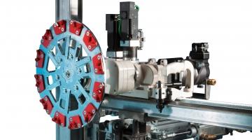 Dismantling | wall saw | Braun Technologies